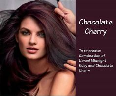 Chocolate cherry More