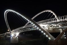 Mayfly Bridge (Tiszavirág-híd), Szolnok over the Tisza River, Hungary. Mayfly, Heart Of Europe, Bridge Design, City Landscape, Central Europe, Sydney Harbour Bridge, Albania, Homeland, Macedonia