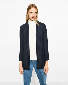 ZARA - WOMAN - LONG BLAZER