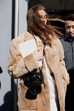 On the Street Camel Dressing, New York | The Sartorialist
