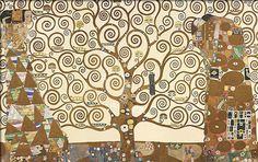 Stoclet Fries 1905, Klimt