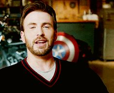 christopher robert evans gif ~ tumblr