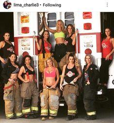 Light my fire, please! Firefighter Humor, Female Firefighter, Sexy Bikini, Bikini Girls, Fit Women, Sexy Women, Amazing Women, Beautiful Women, Trucks And Girls