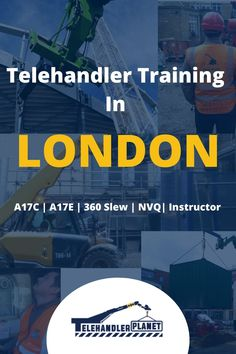 If you're looking for Telehandler training in London check out this page I've put together in which I talk a little bit about what types of telescopic handler training are available on the UK market. City Of Bristol, Bristol Uk, Train The Trainer, London Today, St Albans, Swansea, Inverness, Exeter, Portsmouth