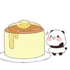 Panda Funny, Cartoon Panda, Panda Wallpapers, Cute Cartoon Wallpapers, Panda Kawaii, Cute Panda Wallpaper, Cute Screen Savers, Kawaii Chan, Cute Anime Character