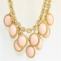 Nathe necklace  ...also in turquoise, coral, navy and black!!