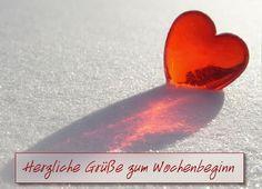 Wochenbeginn Bilder - Jappy GB Pics - Wochenstart - herz-rot.jpg