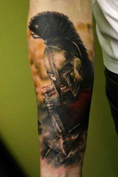 300 Tattoo Design - Tattoo Shortlist