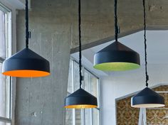RESIN PENDANT LAMP CYRCUS LAVAGNA MATT LAVAGNA COLLECTION BY IN-ES.ARTDESIGN