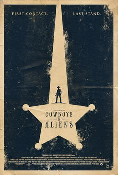 Cowboys and Aliens by Adam Rabalais