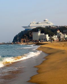 unique hotels| Sun Cruise Hotel, South Korea