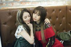 Ladies' Code Sojung & Ashley
