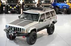 2000 Jeep Cherokee A TRUE MUST SEE / RESTORED