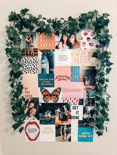 room decorations live your best life today – If you still have a pulse, God still has a purpose. Cute Room Ideas, Cute Room Decor, Teen Room Decor, Photowall Ideas, Room Ideas Bedroom, Bedroom Inspo, Bedroom Decor, Cork Board Ideas For Bedroom, Aesthetic Room Decor
