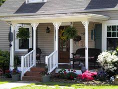 Small Enclosed Porches | Related Post from Small Porch Ideas