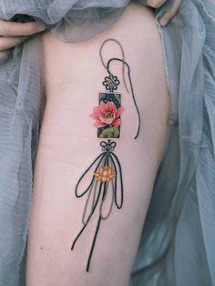Caring For A New Tattoo - Hot Tattoo Designs Mini Tattoos, Body Art Tattoos, New Tattoos, Sleeve Tattoos, Japanese Tattoo Designs, Japanese Tattoo Art, Best Tattoos For Women, Most Popular Tattoos, Pretty Tattoos