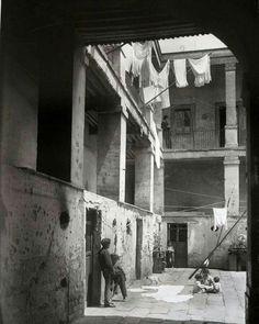 Resultado de imagen para vecindad antigua mexico 1850