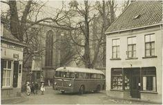 Ginnekenmarkt Breda (jaartal: 1950 tot 1960) - Foto's SERC