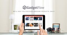 The Gadget Flow is a platform that helps you discover the best products of the web with 12 new additions every day. It also provides you with the option of saving your favorite products in a private or public Wish List for future use. It was founded in 2012 with one mission in mind; to simplify online product exploration.