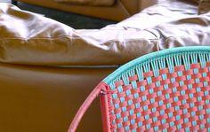 Brussels Design Market: tissage et cuir