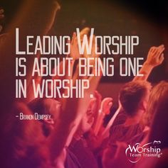 #WorshipTeamTraining Inspire your soul and empower your worship team.  Live Workshops, Mentoring, Online Training for your Worship Ministry.  Connect with us here:  Get Free eBook & Subscribe: http://buff.ly/1g7JIwb WTT Site: worshipteamtraining.com Facebook: facebook.com/WorshipTeamTraining Twitter: twitter.com/worshiptt Instagram: followgram.me/worshipteamtraining  Thank you for #Sharing and #Liking us here on #Pinterest!