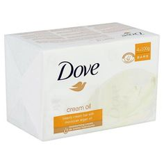 Saponetta viso idratante, confezione da 6 pz x 100 gr. Dove Cream, Beauty Cream, Beauty Bar, Argan Oil, Facial, Moisturizer, Products, Moisturiser, Facial Treatment