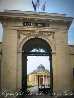 VersaillesDailyPhoto: lycée Hoche (school) former royal convent, Versailles
