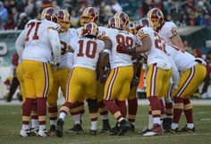 Robert Griffin III emerges as the Washington Redskins' leader despite rookie status - The Washington Post