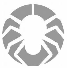 pumpkin stencil | Pumpkin Carving Stencil: Spider | Playsational