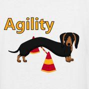 Agility Dachshund Shirts