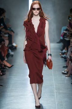 Bottega Veneta Spring 2014 Ready-to-Wear Collection Slideshow on Style.com