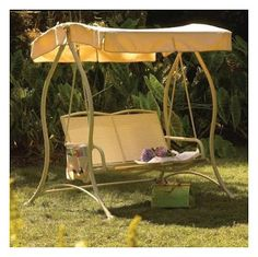 PATIO GALLERY: Lowes Patio Swing