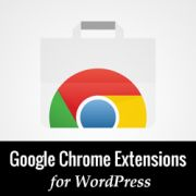 9 Useful Google Chrome Extensions for #WordPress #chromeextensions