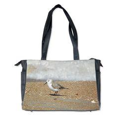 SLEEPY SHORE BIRD Diaper Bag