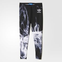 Health Goth // Adidas / adidas - WHITE SMOKE LEGGINGS
