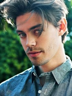 Tom Payne as Paul Rovia aka Jesus (The Walking Dead)
