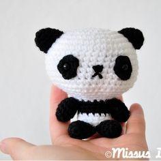 Patrón Oso panda