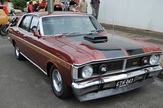 Australian Muscle Cars, Aussie Muscle Cars, Custom Classic Cars, Old Classic Cars, Old American Cars, American Muscle Cars, American Car Companies, Chevy Motors, Ford Girl