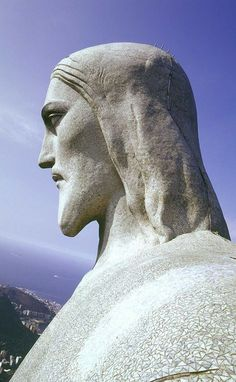 The number of visitors to the Cristo Redentor (Christ the Redeemer) statue in Rio de Janeiro, Brazil, grew by 107 percent between 2006 — the year before its… Religious Pictures, Religious Art, Christ The Redeemer Statue, Jesus Christ Superstar, Church Architecture, Famous Places, Blessed Mother, Wanderlust Travel, Nature Photos