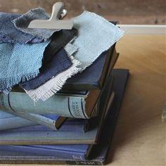 Designers Guild 100% linnen Brera Moda. 1.30 cm breed en geschikt voor gordijnen, kussens, blinds, meubels.