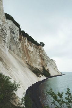 pir-ado:  expressions-of-nature:  by Young  Møns Klint Denmark  .