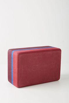 Recycled Foam Yoga Block