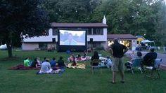 Movie Time Outdoor Movies