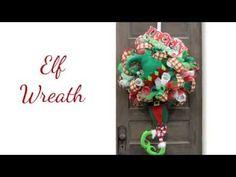 Elf Wreath Enhancement - YouTube