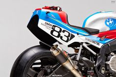 Custom BMW S 1000 RR by PRAËM: The Pursuit Of Perfektion