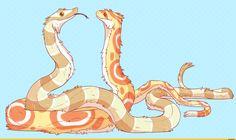 art (арт) :: змея :: красивые картинки / красивые картинки и арты, гифки, прикольные комиксы, интересные статьи по теме.