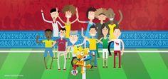 Billetes: ¿Ya conoces a Zincha, la mascota de la Copa América Chile 2015? ¿Sabes cuántos países participan? Mira este video oficial.