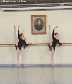 GIF: Ksenia Zhiganshina and Anastasia Lukina