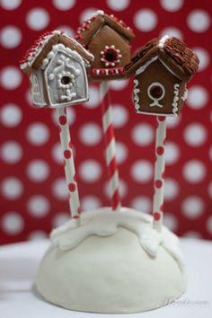 Gingerbread Birdhouse Inspiration Challenge Winner