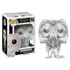 Harry Potter - Fantastic Beasts and Where to Find Them - Invisible Demiguise Pop! Vinyl Figure - ZiNG Pop Culture